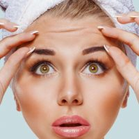 Does dehydration causes wrinkles?
