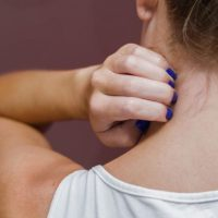 What is the home remedies suggested for skin allergy?